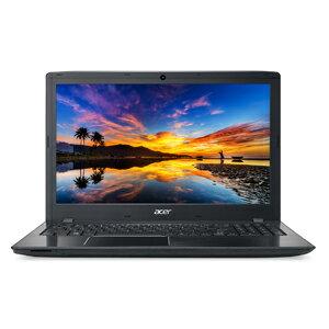 E5-576-F54D/KF エイサー 15.6型 ノートパソコン Aspire E 15 オブシディアンブラック (Core i5/メモリ 4GB/HDD 500GB/Office H&B 2016)