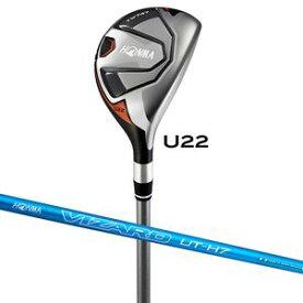 TW747-U25-UT-H10 本間ゴルフ ツアーワールド TW747 ユーティリティ【受注生産】 VIZARD UT-H10シャフト #U25