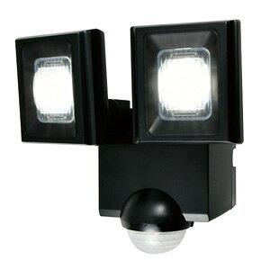 エルパ LEDセンサーライト 乾電池式 2灯 ESL-N112DC