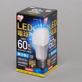 LDA7N-G-6JA アイリスオーヤマ LED電球 一般電球形 810lm(昼白色相当) IRIS Joshinオリジナルモデル [LDA7NG6JA]