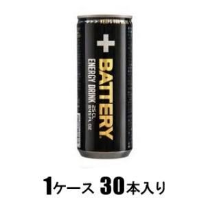 バッテリー エナジードリンク 250ml×30本 エビデンスラボ バツテリ-エナジ-ドリンク