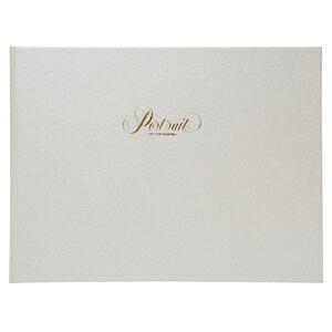 CHIKUMA-10217-5 チクマ 写真台紙「V-67 Pi」 6切 1面 横(パールホワイト)