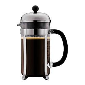 1928-16 ボダム シャンボール フレンチプレスコーヒーメーカー 1.0L ステンレス bodum CHAMBORD [192816]