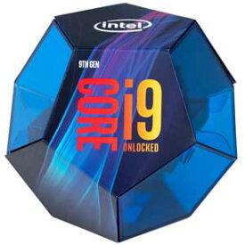 BX80684I99900K インテル Intel CPU Core i9 9900K(Coffee Lake) 第9世代 インテル CPU