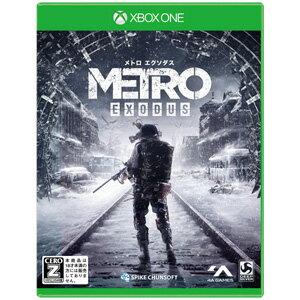 【Xbox One】メトロ エクソダス スパイク・チュンソフト [PGG-00001 XboxOne メトロエクソダス]