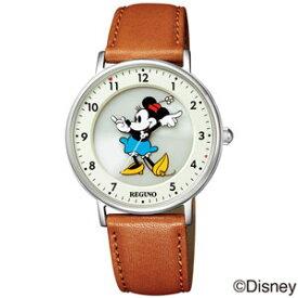 KP3-112-12 シチズン レグノ Disneyコレクション 「ミニー」モデル ソーラー ユニセックス [KP311212]【返品種別A】