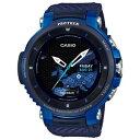 WSD-F30-BU カシオ 【国内正規品】スマートウォッチ PROTREK Smart Outdoor Watch [WSDF30BU]【返品種別A】