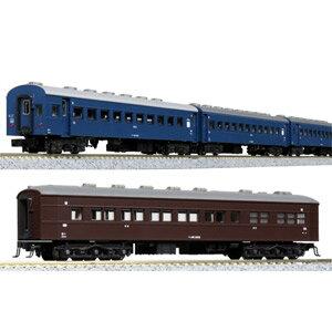 [鉄道模型]カトー (Nゲージ) 10-1546 43系 急行「みちのく」 7両基本セット【特別企画品】