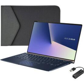 UX433FN-8265RB ASUS(エイスース) 14型 ノートパソコン ASUS ZenBook 14 UX433FN ロイヤルブルー (Core i5/メモリ 8GB/SSD 256GB/GeForce MX150)
