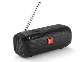 JBLTUNERFMBLKJN JBL Bluetoothスピーカー ポータブル/ラジオ/ワイドFM対応 (ブラック) JBL TUNER FM Bluetooth