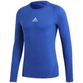 AJ-EVN55-CW9488-J3XO アディダス サッカー インナーウェア(ボールドブルー・サイズ:J3XO) adidas ALPHASKIN TEAM ロングスリーブシャツ