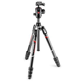 MKBFRTC4GT-BH マンフロット befree GT カーボンT三脚キット Manfrotto Befree Advanced