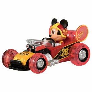 ミッキーマウスとロードレーサーズ トミカ MRR-09 ホット・ロッド ミッキーマウス スーパーチャージタイプ タカラトミー 【Disneyzone】