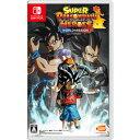 【封入特典付】【Nintendo Switch】スーパードラゴンボールヒーローズ ワールドミッション バンダイナムコエンターテ…