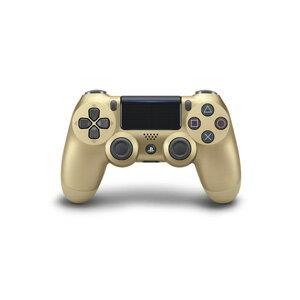 【再生産】【PS4】ワイヤレスコントローラー(DUALSHOCK 4)ゴールド ソニー・インタラクティブエンタテインメント [CUH-ZCT2J14 PS4 デュアルショック4 ゴールド]