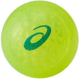 3283A006-750-OS アシックス グラウンドゴルフ GG ストロングボール ディンプル(イエロー・サイズ:OS) asics グラウンドゴルフボール