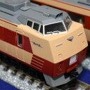 [鉄道模型]トミックス (Nゲージ)97906 JRキハ183 0系特急ディーゼルカー(復活国鉄色)セット(4両)【限定品】