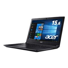 A315-41-HR58U Acer(エイサー) 15.6型 ノートパソコン Aspire 3 オブシディアンブラック (Ryzen 5/メモリ 8GB/SSD 256GB/AMD Radeon Vega 8)