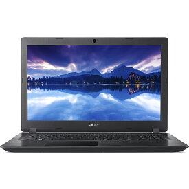 A315-32-H14D/KF Acer(エイサー) 15.6型ノートパソコン Acer Aspire 3 シェールブラック [Celeron / メモリ 4GB / HDD 500GB / Microsoft Office 2016]