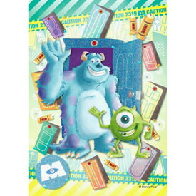 パズルデコレーション ディズニー MONSTERS,INC.(モンスターズ・インク)-Beyond the Door- 108ピース エポック社 【Disneyzone】