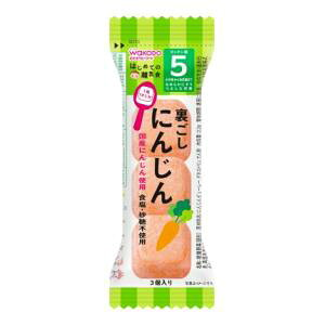 和光堂 はじめての離乳食 裏ごしにんじん (5か月頃〜) アサヒグループ食品 HRウラゴシニンジンFQ9