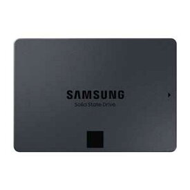MZ-76Q2T0B/IT サムスン Samsung SSD 860 QVOシリーズ 2.0TB(ベーシックキット) ※PlayStation 4 動作確認済み