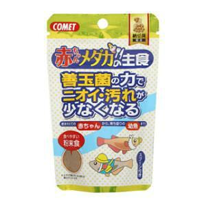 コメット 赤ちゃんメダカの主食 納豆菌 30g イトスイ アカチャンメダカノシユシヨク30G