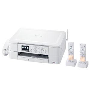 MFC-J738DWN ブラザー A4対応 FAX複合機(コードレス受話器2台) brother PRIVIO(プリビオ)