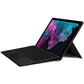 KJT-00028 マイクロソフト Surface Pro 6 ブラック [Core i5 / メモリ 8GB / ストレージ 256GB / Microsoft Office 2019搭載]