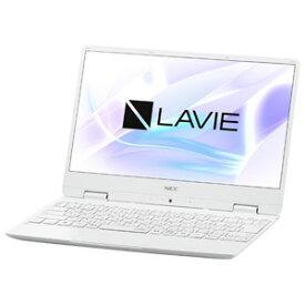 PC-NM150MAW NEC 12.5型ノートパソコン LAVIE Note Mobile NM150/MAシリーズ パールホワイト LAVIE 2019年 春モデル(Celeron/メモリ4GB/SSD256GB/Office H&B)