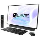 77位:PC-DA970MAB NEC 27型デスクトップパソコン LAVIE Desk All-in-one DA970/MAB 【2019年春モデル】Core i7...