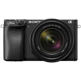 ILCE-6400M-B ソニー ミラーレス一眼カメラ「α6400」高倍率ズームレンズキット SONY