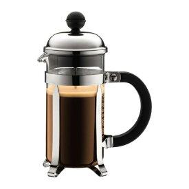 1923-16 ボダム シャンボール フレンチプレスコーヒーメーカー 0.35L ステンレス bodum CHAMBORD