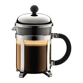 1924-16 ボダム シャンボール フレンチプレスコーヒーメーカー 0.5L ステンレス bodum CHAMBORD [192416]