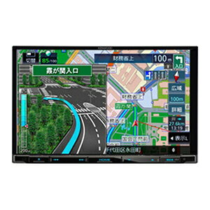 MDV-S706L ケンウッド 8V型ワイド地上デジタルTVチューナー内蔵 カーナビゲーションシステム KENWOOD 彩速ナビ