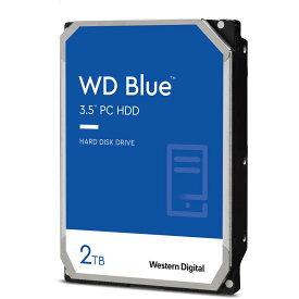 WD20EZAZ ウエスタンデジタル 【バルク品】3.5インチ 内蔵ハードディスク 2.0TB WesternDigital WD Blue