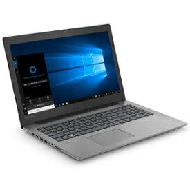 81D2001PJP(BK) Lenovo(レノボ) 15.6型ノートパソコン Lenovo ideapad 330 オニキスブラック (Ryzen 7 2700U/メモリ 8GB/SSD 256GB/Radeon RX Vega10)