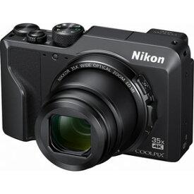 A1000BK ニコン デジタルカメラ「COOLPIX A1000」(ブラック)