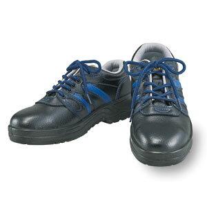 2110480JW-753 おたふく手袋 安全シューズ 静電短靴タイプ(26.0cm)