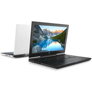 NG55-8NHBCLW DELL(デル) 15.6型 ゲーミングノートパソコン Dell G7 ホワイト [Core i5/メモリ 8GB/SSD 128GB+HDD 1TB/GeForce GTX1050Ti/Office H&B 2016]