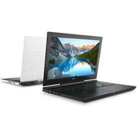 NG55-8NHBCLW DELL(デル) 15.6型ゲーミングノートパソコン Dell G7 ホワイト [Core i5 / メモリ 8GB / SSD 128GB+HDD 1TB / GeForce GTX 1050 Ti]Office H&B 2016