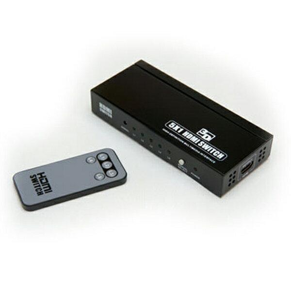 LJ-5102 ホーリック HDMIセレクター(5入力1出力) HORIC