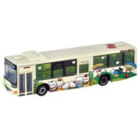 [鉄道模型]トミーテック (N) ザ・バスコレクション 北九州市交通局 ハローキティキャラクターバス1号車(ファミリーver)