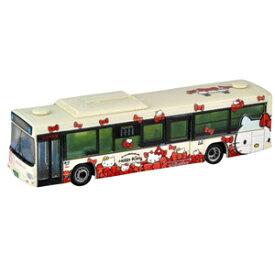 [鉄道模型]トミーテック (N) ザ・バスコレクション 北九州市交通局 ハローキティキャラクターバス2号車(リボンver)