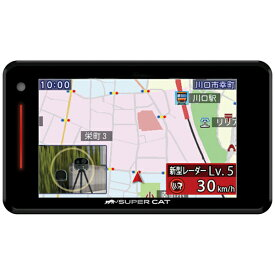 GWR503SD ユピテル GPS内蔵 レーダー探知機 YUPITERU Super Cat