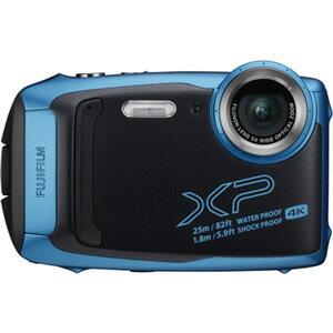 FFX-XP140SB 富士フイルム デジタルカメラ「FinePix XP140」(スカイブルー)