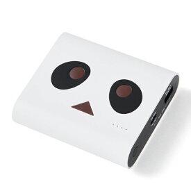 CHE-097-PA ティアールエイ モバイルバッテリー 13400mAh ダンボー(パンダホワイト) cheero(チーロ)
