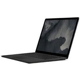 LQN-00055 マイクロソフト Surface Laptop 2 ブラック Core i5 / メモリ 8GB / ストレージ 256GBMicrosoft Office 2019搭載モデル