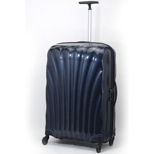 7335131 サムソナイト スーツケース ハードフレーム 94L(ミッドナイトブルー) Cosmolite Spinner 75(コスモライト スピナー75)