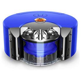 RB02BN ダイソン ロボット掃除機(ニッケル/ブルー) dyson 360 heurist [RB02BN]